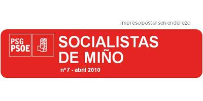 PSOE Mino Boletines